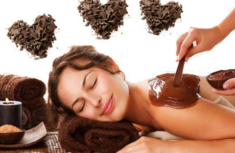 Spa diva chocolate massage