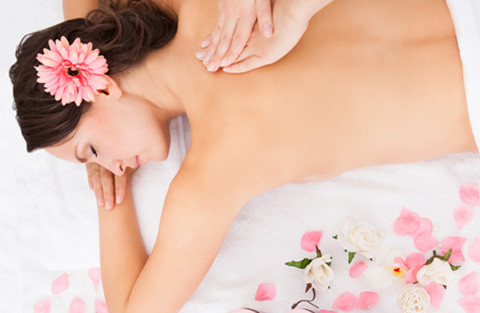 Aromatherapy Anti-Stress Massage