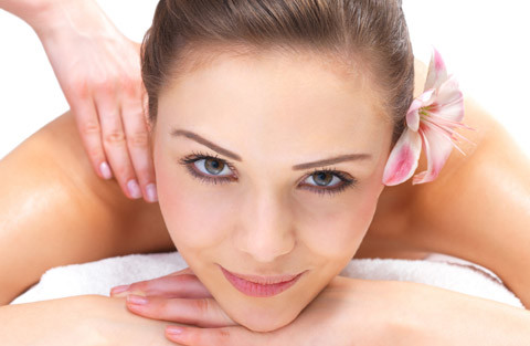 Aromatherapy Anti-stress Body Massage