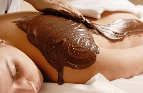 Decadent Chocolate Body Wrap